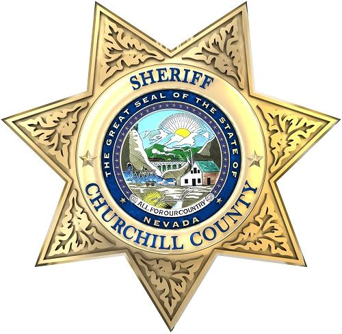 Churchill County Sheriff's Office shield