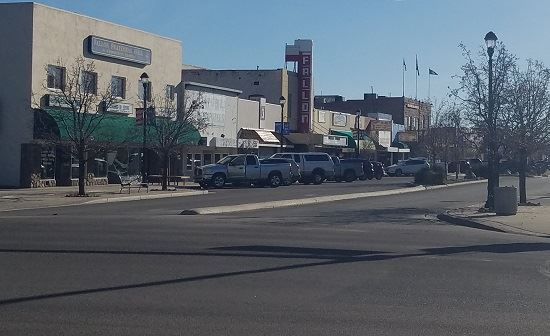 Downtown Fallon